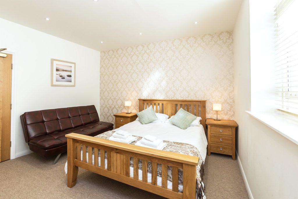 Les Cotils Guernsey - Family Room