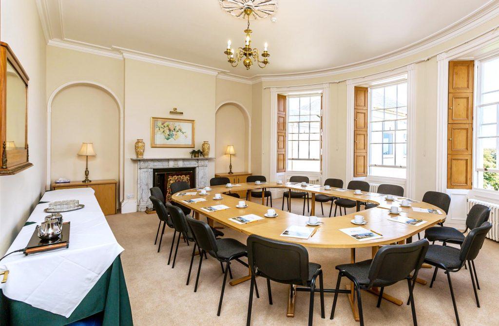 Les Cotils Guernsey - Henry Tupper Room