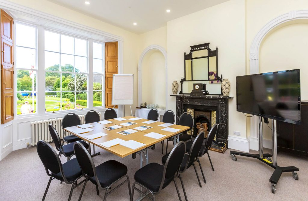 Les Cotils Guernsey - Meeting Room 1